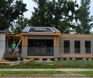 Unit 6, a Project for Solar Decathlon 2011