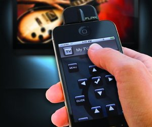 Universal Remote Control for the iPhone