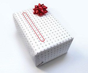 Universal Wrapping Paper by Fabio Milito