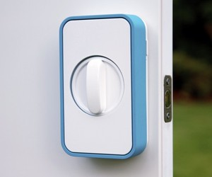 Unlock Your Door With Your Smartphone