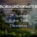 Unusual Water Tank Diorama Photography