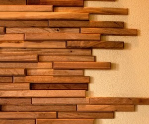 Upcycled and Recycled Wood Tile