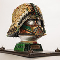 Upcycled Darth Vader Helmet | Gabriel Dishaw
