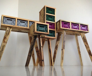 Upcycled Pallet Furniture of ProduktWerft