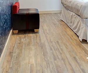 Updated Organic Vinyl Flooring | Architectural Systems