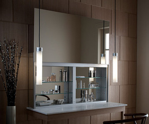 Uplift Bath Cabinet from Robern