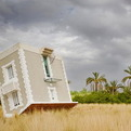 Upside Down House Brain Wave Of Jean Francois Fourtou