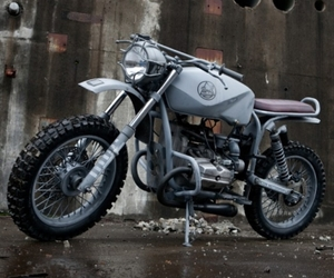 URAL Motorcycles x ICON