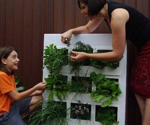 Urb Garden: Planting Unit designed by Xavier Calluaud