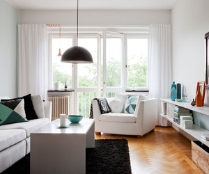 Urban and functional apartment