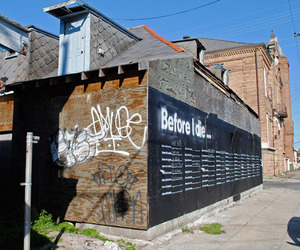 Urban Art: Before I Die… In Nola by Candy Chang
