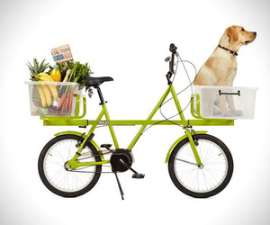 Urban Cargo Bike by Donky
