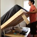 UrbanDesk – Combined Bed and Desk