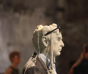 Urs Fischer Wax Sculptures
