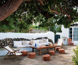 Ursula Mascaro's home in Menorca, Spain