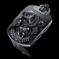 Urwerk UR-1001 Zeit Device Pocket Watch