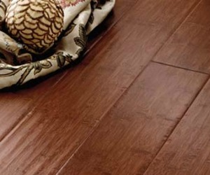 US Floors' Natural Bamboo Flooring