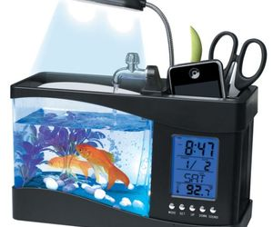 USB Desktop Aquarium Fish