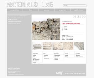 UT SOA Materials Lab