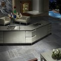 V-Shape Kitchen by Toyo