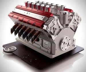 V12 Espresso Maker | Espresso Veloce