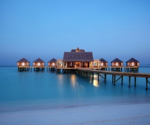 Vacation at Maldives' Anantara Kihavah Villas