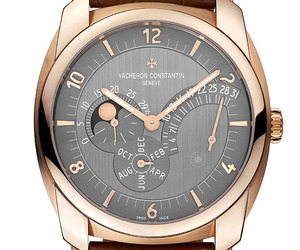 Vacheron Constantin's Hot Date