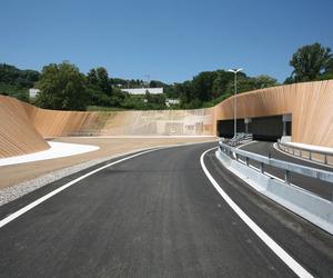 Vadeggio-Cassarate Tunnel by Cino Zucchi Architetti