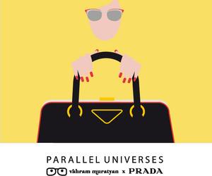 Vahram Muratyan X Prada  = Parallel Universes
