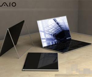 Vaio Zoom Notebook Concept