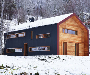 Vallée de Joux Residence by Ralph Germann