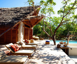 Vamizi's Private Island Villa in Mozambique