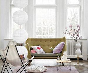 Vanessa Bruno's Apartment in Paris