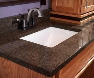 Vanity Tops from Denova Surfaces