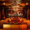 Vanquish Lounge in Atlanta by David Daniels Design
