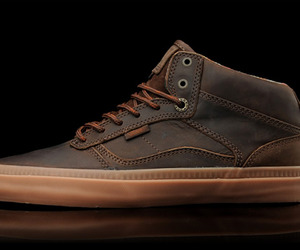Vans OTW Leather Bedford | Brown & Gum