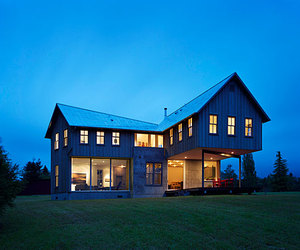 Vashon Island House by Domestic Architecture