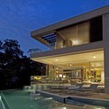 Vaucluse House, A by Bruce Stafford Architects
