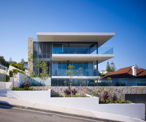Vaucluse House by MPR Design Group