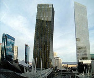 Veer Towers at CityCenter in Las Vegas