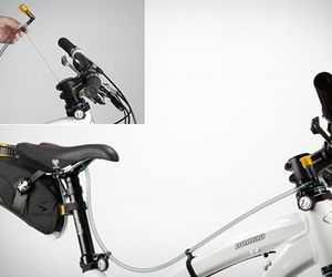 Veleau 42 | Bicycle Mounted Hydration system