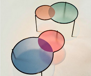 Venn Diagram inspired Tables and more from Outofstock