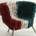 Vermelha Chair by Edra