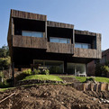 Veronica Arcos Designs Casadetodos Home in Chile
