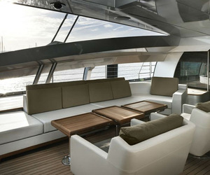 Vertigo Superyacht With Sophisticated Interior