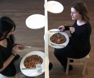 Very Slim Table: Dine inimitably!