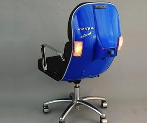 Vespa BV-12 Chair