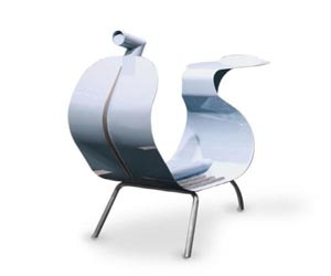 Vespino: Unique Chair Design