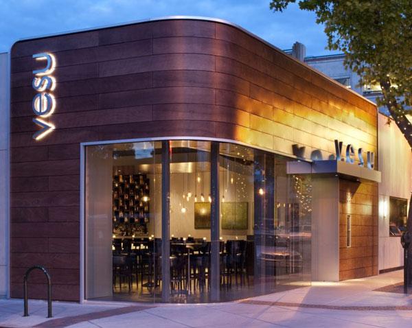 Vesu restaurant in walnut creek california for Bath remodel walnut creek ca