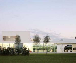 """VH Villa"" by Beel & Achtergael Architecten"
